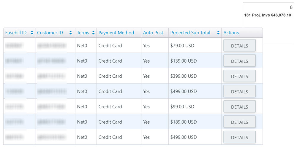 projected-invoices-in-recurring-billing