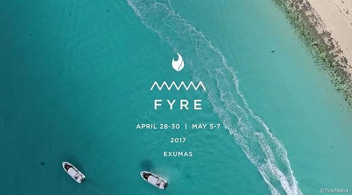 fyre festival overinflated perception of value