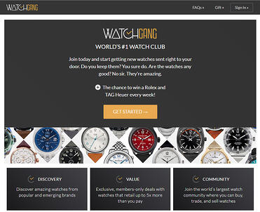 watchgang raise customers perceived value